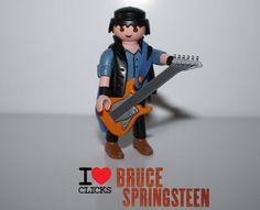 Bruce Spreensteen Playmobil