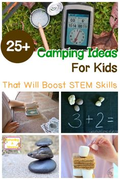 Camping with kids can be a challenge. Use these fun camping ideas to not only…
