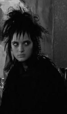 Sweet, dark, sinister, wary Lydia. <3<3<3<3<3