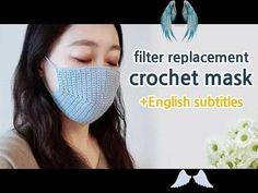 Pink Unicorn – Just another WordPress site ENG) crochet mask tutorial english subtitles_filter replacement<br> ENG) crochet mask tutorial english subtitles_filter replacement - YouTube