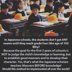 This explains a lot and why isn't this taught in other countries?