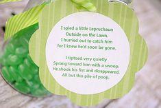 Lepruchaun Poop Poem