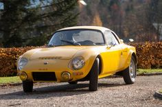 1965 Matra-Bonnet Djet 5S Coupe.
