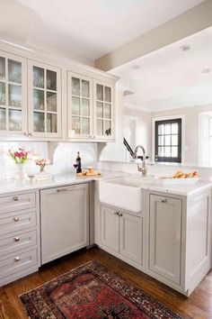 When decorating a kitchen you have to take look after all details since it is one of the most crucial rooms in each and every house. Here you spend plenty time during cooking and eating. L-shaped kitchen are probably the most practical kitchen designs simply since they look so beautiful but inside the same time …