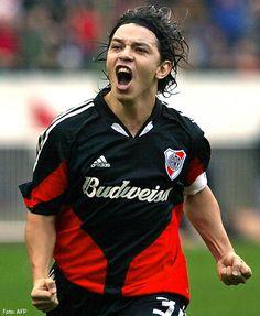 Marcelo Gallardo #River #Jugador #Idolo