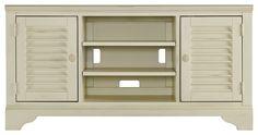 Stanley Furniture - Coastal Living Cottage TV Cabinet w Doors
