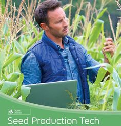 agriculture career seed production tech