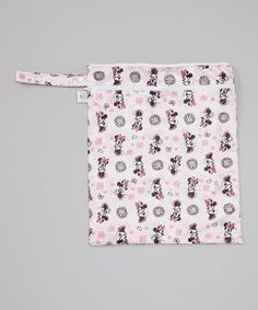 Another great find on #zulily! Disney Baby Minnie Mouse Wet/Dry Bag #zulilyfinds
