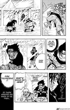 Naruto Ch.25 Page 7 - Mangago