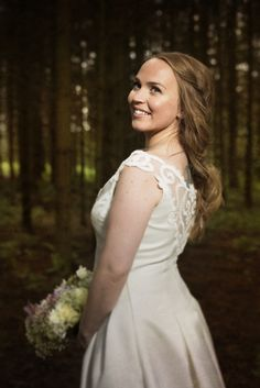 Wedding Forrest Sandnes Norway Wedding Forrest, Girls Dresses, Flower Girl Dresses, Norway, Wedding Dresses, Fashion, Dresses Of Girls, Bride Dresses, Moda