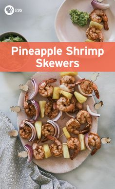 Let these chipotle shrimp pineapple skewers be the highlight of your barbecue menu! Bonus: they can be cooked in the oven or on the grill.