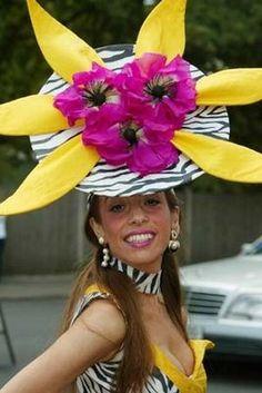31 Brilliantly designed women Hats  4b0d023a690