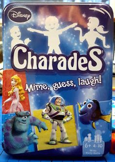 The Brick Castle: Disney Charades (age 6+) from Esdevium Games (review)...