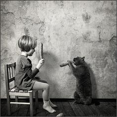 ❤ =^..^= ❤ A Girl and Her Cat: Carrots