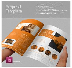 Amazing Photo Realistic Project Proposal Templates  Proposal