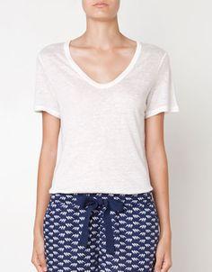 T-shirt manches courtes - T-shirts - France