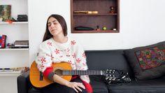 Eugenia Brusa, cantante de Les Mentettes charló con Pul sobre su infancia, el cine, la música y el arte