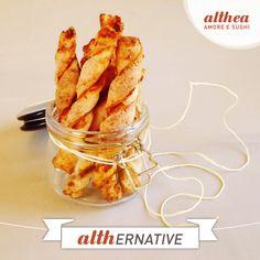 Be Althernative! Prova gli appetitosi Stick al formaggio arrotolati con sugo Portofino Althea { http://www.sughialthea.it/sughi-pronti-regioni-italia-sugo-portofino.php } Qui la ricetta della bravissima Laura di timoebasilico.com: http://www.timoebasilico.com/2015/03/apero-easy-pretty-speedy-idee-facili-e.html#stick_formaggio E a te piace la cucina creativa? Condividi con noi le tue idee, sorprese in vista! #ricetta #aperitivo #fingerfood #sugo #foodie