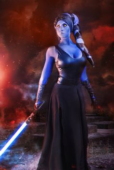 "Twi'lek from Star Wars ""Cosplayer: Elena Samko Cosplay Photographer: Not Credited """