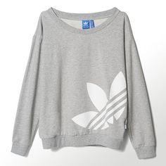 Light Logo Sweater