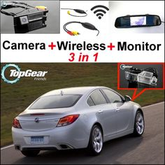 64.43$  Buy now - http://alile8.worldwells.pw/go.php?t=32465923146 - Special Rear View WiFi Camera + Wireless Receiver + Mirror Screen 3 in 1 Back Up Parking System For Buick Regal 2009~2014 64.43$