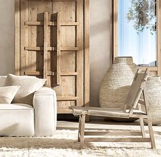 Small Accent Chairs For Living Room Salvaged Doors, Hotel Restaurant, Boho Living Room, Wabi Sabi, Home Hardware, Double Doors, Beach House, Condo, Room Decor