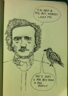 He's just a Poe boy, from a Poe family. @linseymccoun