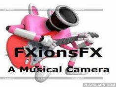 FXionsFX - A Musical Camera  Android App - playslack.com , FXionsFX - Musical CameraThis is a very simple camera app that uses the camera hardware and the associated features on your android device. While taking pictures enjoy the world music (Russian, Polish, Persian/Farsi, English, Urdu, German music) that plays in the background.FXionsFX - Musical Camera App Capture the moments as they happen..wherever...whenever!Just point, shoot and check the preview on your android device.It stores…