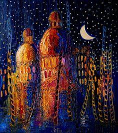 "Saatchi Online Artist Justyna Kopania; Painting, ""Sold"" #art"