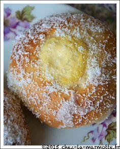 Skøleboller, brioches norvégiennes | Marmotte cuisine !