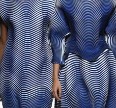 """ISSEY MIYAKE SPRING / SUMMER COLLECTION 2016 - """"Botanical Delights"""""""