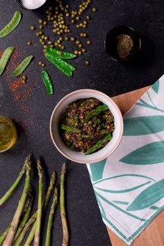 Seaweed Salad, Ethnic Recipes, Blog, Snap Peas, Apple Vinegar, Tasty, Healthy Recipes, How To Make, Cooking