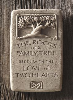Roots of Love - Carruth Studio