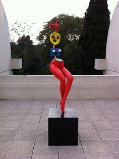 joan miro sculpture