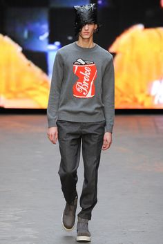 Christopher Shannon, Look #5
