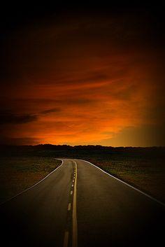 ~~Sunset Road by Carlos Gotay Martínez~~