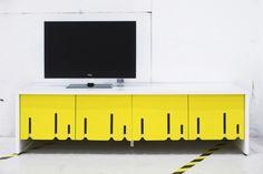 'Επιπλο τηλεόρασης - Designers: Lisa Widen & Anna Wallin Irinarchos (WIS Design)