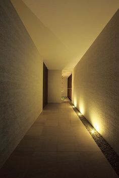 Hallway – Home Decor Designs Modern Entrance Door, Entrance Lighting, Garage Lighting, Interior Lighting, Lighting Design, Japanese Interior, Modern Interior, Exterior Design, Interior And Exterior