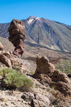 Pico de Teide (3718 m), Tenerife, Canary Islands