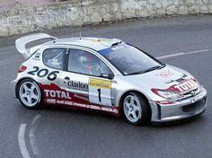 Peugeot 206 WRC (Richard Burns)