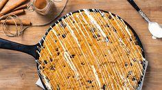 Galette de citrouille à la poêle avec pâte à biscuits aux possibilités infinies Becel