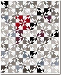 EQ Tutorial Tuesday- hunter star quilt