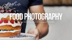 How to improve your food photography at home (without having to buy fancy gear) Sean Tuckers first professional job as a full time photographer was actually as a food photographer. In this videohe will give you some tips to improve your own food photography without having to buy fancy lights or camera gear. You'll also meet my friend Vla who is a health and fitness guru and he'll be doing the cooking and helping us with the styling. I hope this helps you get better shots of your dishes…