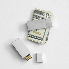 Fancy - USB Money Clip