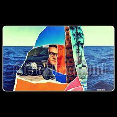 Art by me. #mustang#boss#art#arty#photomontage#collage#sainttropez#Ramatuelle#Marseille#été#summer#hot#cotedazur#southoffrance#suddelafrance#vintage#cielbleu#merbleue#bleusainttropez# (à Marseille)