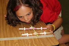 Puff mobile challenge -- a easy way to teach kids about engineering