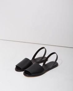 Woman by Common Projects   Slingback Slide Sandal   La Garçonne - #zapatosdemujer #zapatosmujer #zapatos #de #mujer