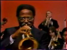"The Clark Terry Big BAD Band ""Take the A Train"" - Trumpets: Clark Terry, Steve Rentschler, Byron Stripling, Tony Lujan, Gary Blackman Trombones: Conrad Herwig, Kenny Crane, Ron Wilkins, Matt Finders Saxes: Danny House, Branford Marsalis, Randy Russell, Ned Otter, Diane DeRosa Piano: John Campbell  Bass: Peter Dowdall Drums: Mike Baker"