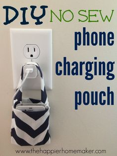 5 Best Mobile Phone Charger Holder Hacks