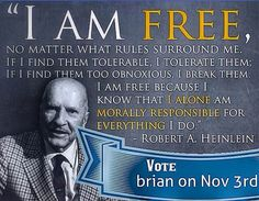 Brian for District 87-- #Libertarian for Virginia House of Delegates District 87